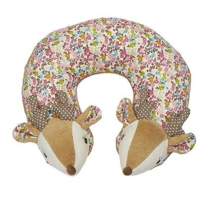 Farrah the Fawn Travel Pillow