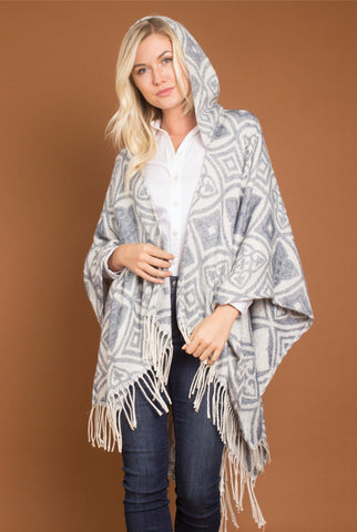 Katydid Sherpa with Pockets in Cream