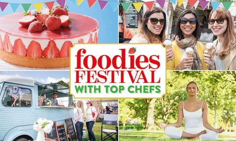 Osko & Butler At The Foodies Festival