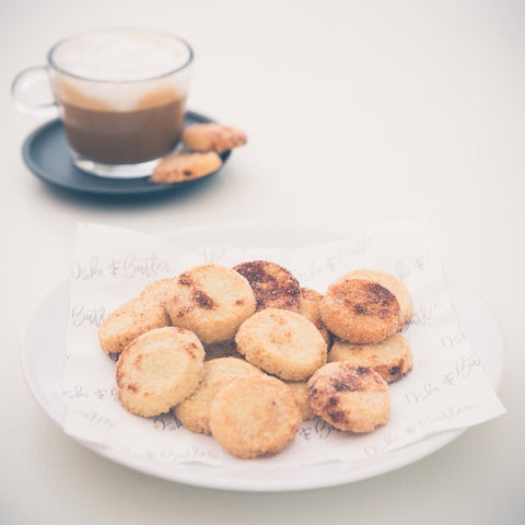 Charismatic Cinnamon Mini Shortbread