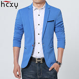 Spring and autumn jackets Men 's Fashion  Casual Suit Jacket Men blazer Male coats - Star Bright Jewelry