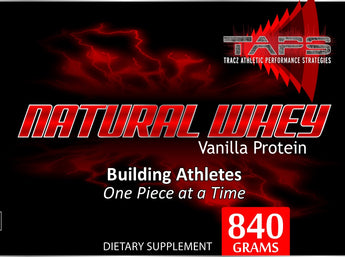 Natural Whey (isolate)