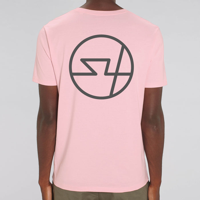 S4 T-shirt - Cotton Pink