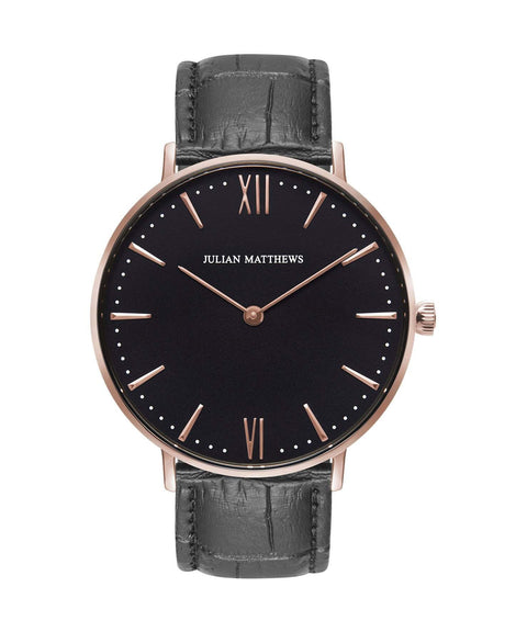 ONE BLACK MONTEREY Rose Gold - JULIAN MATTHEWS