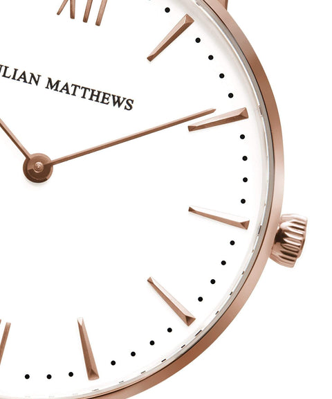 ONE CLASSIC BYRON Rose Gold - JULIAN MATTHEWS