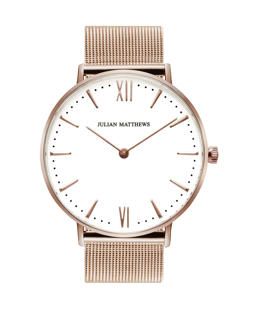 ONE CLASSIC MESH Rose Gold - JULIAN MATTHEWS