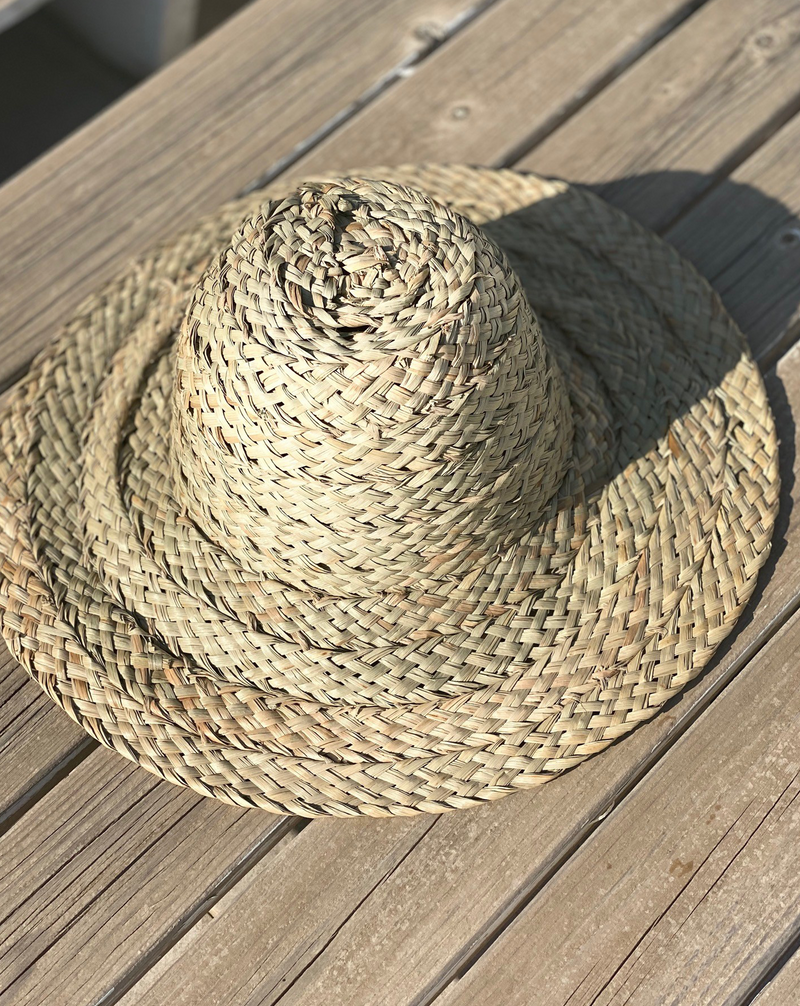 The palm beach straw Hat