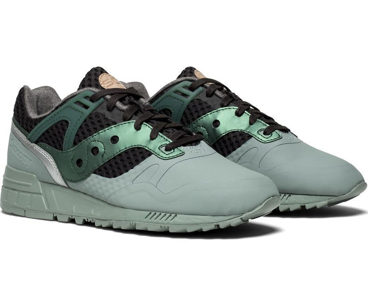 Saucony Grid SD HT S70388-2 Green Black Riverstone Pack