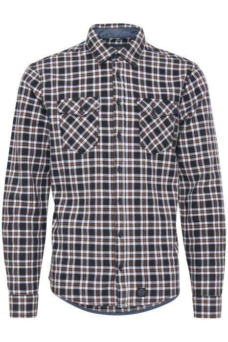 Slim Check Shirt