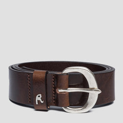 Replay  VINTAGE PULL UP BELT TOBACCO
