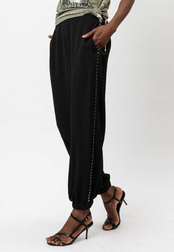 Religion  OUTLOOK TROUSERS JET BLACK