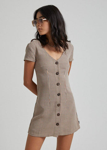 Afends  London Calling Dress