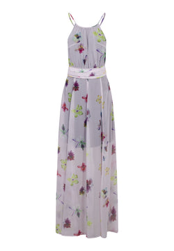 Religion Complete Maxi Dress Sweep Print