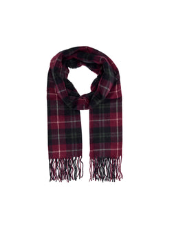 Only & Sons Carlos Scarf Wine