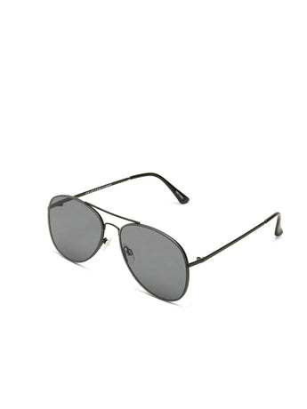 Selected Homme Lyn Sunglasses Black Aviator