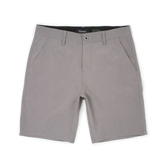 Brixton  Toil LTD Crossover Short - Heather Grey