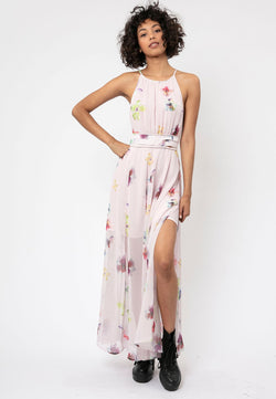 Complete Maxi Dress Sweep Print