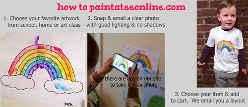 Paint A Tee Online