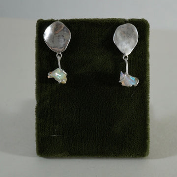 Opal SHORT Dangle Earrings