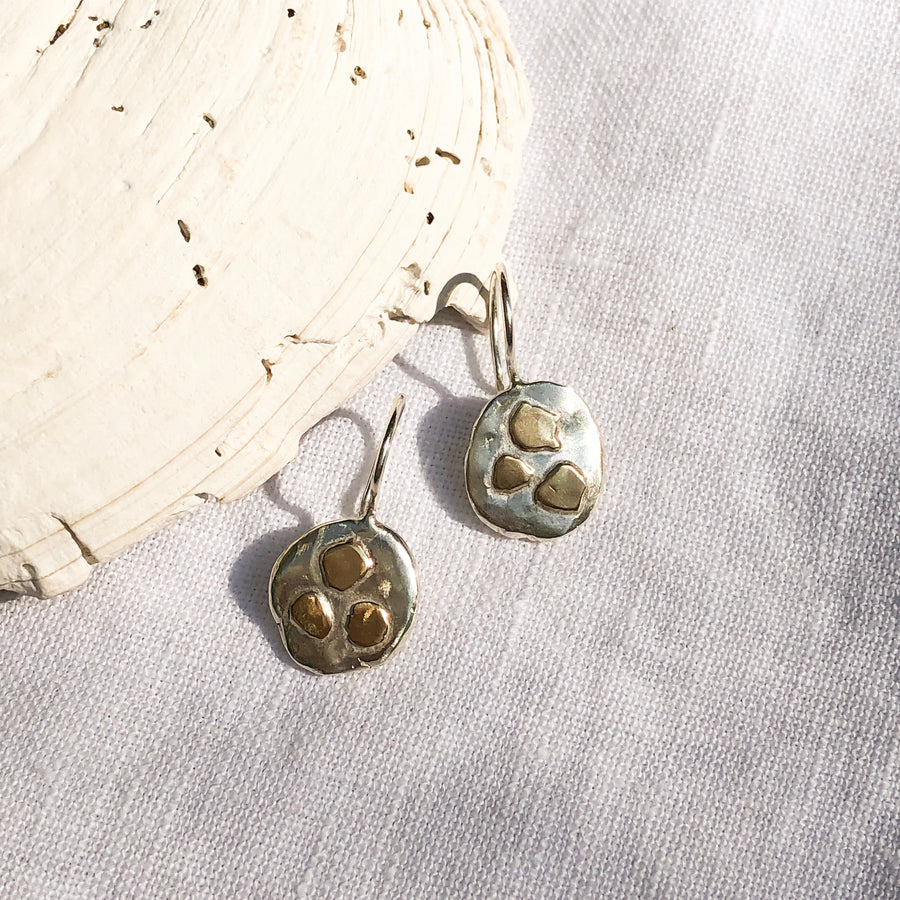 Terra Drop Earrings