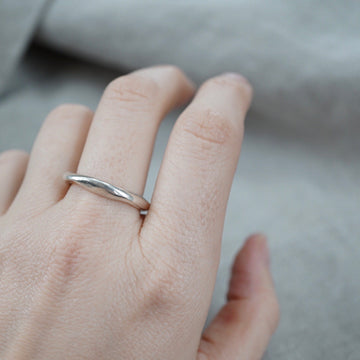 Terra 3.2mm Band Ring