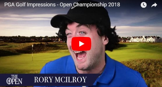 Golf impressions - The Open Championship