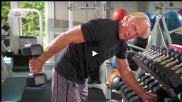 Greg Norman Workout episode 3