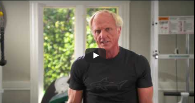 Greg Norman Workout episode 5