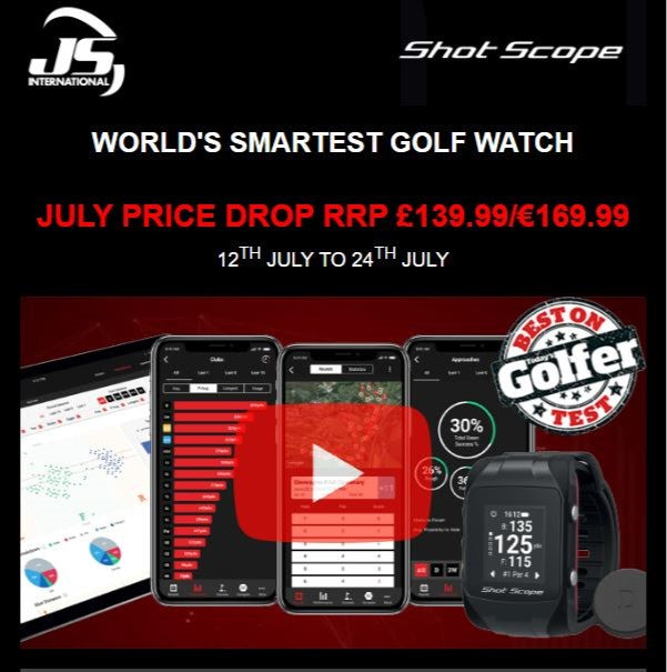 ShotScope Promotional Offer