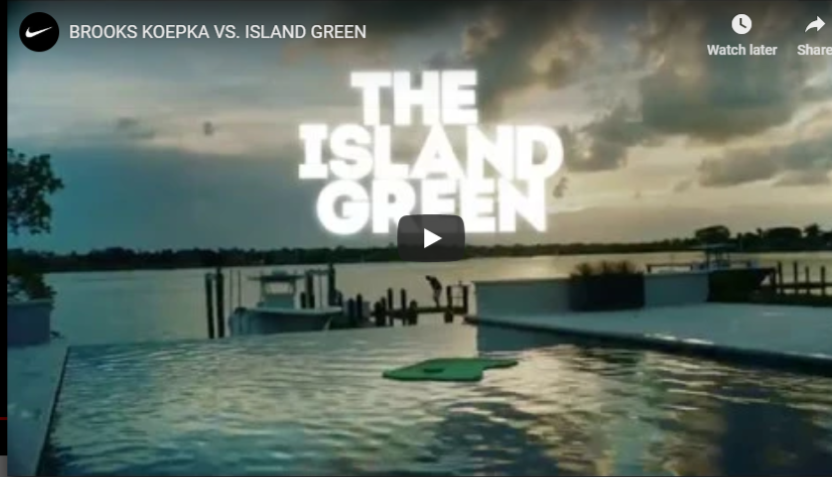 Brooks Koepka vs The Island Green