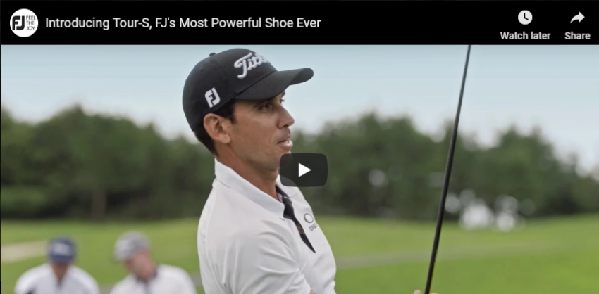 See what the Pro's think of the Footjoy Tour S Shoes.