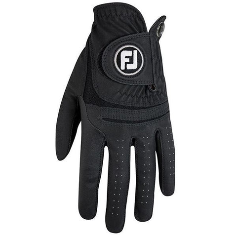 FootJoy WeatherSof Glove Black