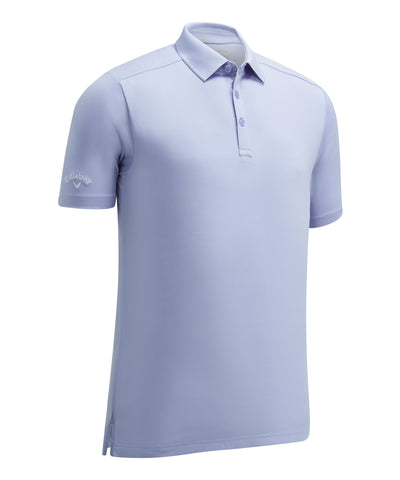 Callaway Micro Hex Polo - Brunnera Blue