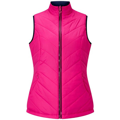 Callaway Ladies Reversible Gilet