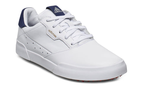 Adidas Adi Cross RETRO GOLF SHOES (White) Wide