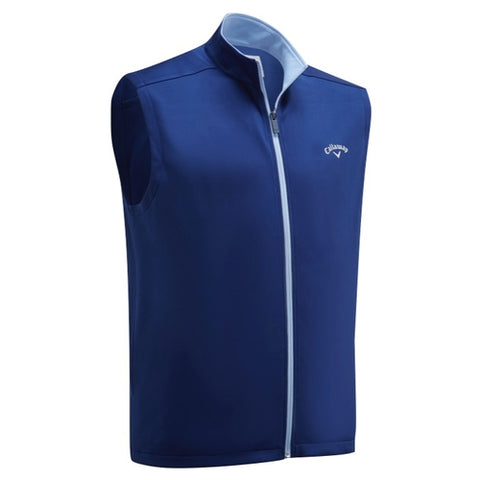 Callaway Gauge Fleece Gilet (Peacoat) 410