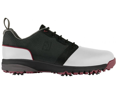 Footjoy Contour Fit (White/Black)