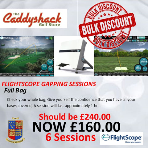 Flightscope Full Bag 1Hr (BULK)