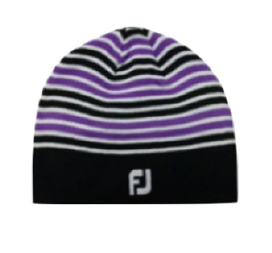 Footjoy Beanie (Purple)