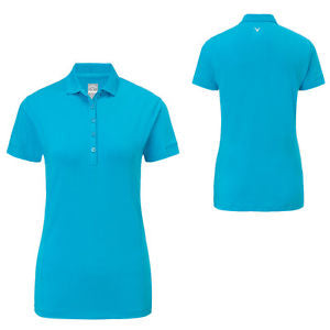 Callaway Ladies Optimal Short sleeved Golf Polo