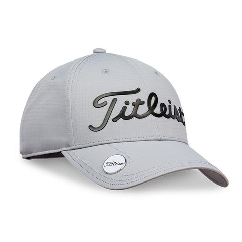 Titleist Tour  Cap Grey with ball marker