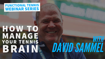 [RSVP #12] How to Manage Your Tennis Brain with David Sammel