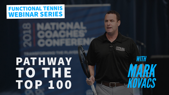 WEBINAR 07 : Pathway to the Top 100 with Mark Kovacs