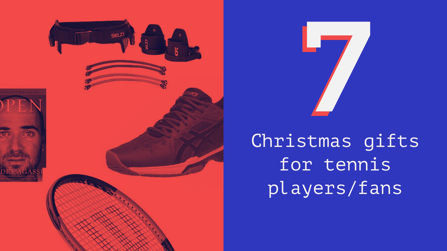 7 Awesome Christmas Gifts for Tennis Players & Fans