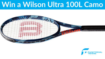The Wilson Ultra 100L Camo Giveaway