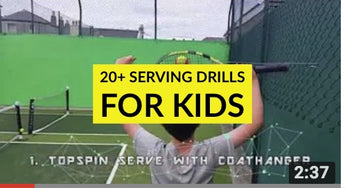 23 Serving Drills for Kids