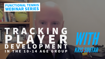 WEBINAR 01: Tracking player development in the 10-14 age group