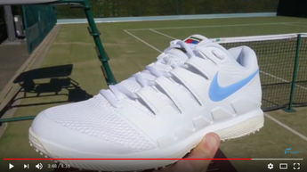 Review : Nike Vapor X Grass Courts