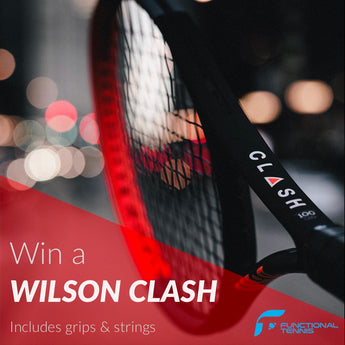 The Wilson Clash Giveaway