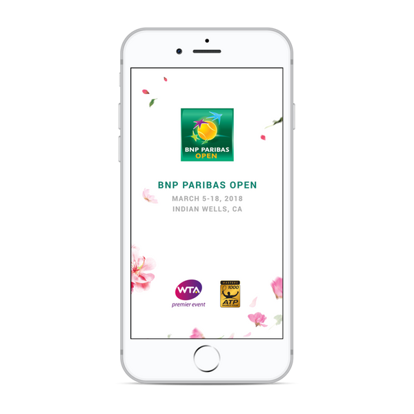 BNP Parisbas app indian wells